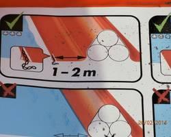 Mobiler Deich für den Hochwasserschutz der Kläranlage (k-0210)