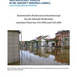 Altstadt Weißenfels ©@ Stadt Weißenfels, Eigenbetrieb und Abwasserbeseitigung Weißenfels - AöR